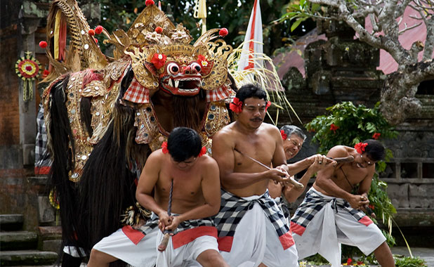 keris dance