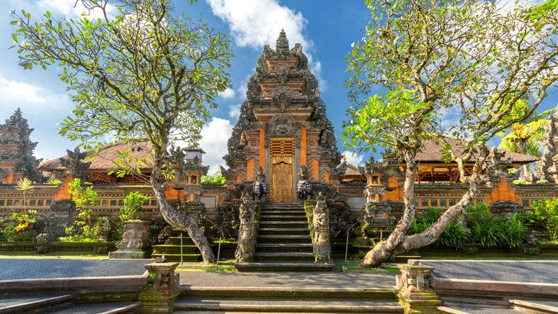 istana Ubud