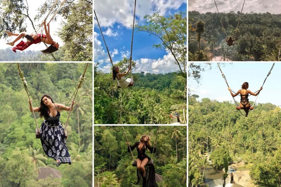 Bali Swing Bongkasa Pertiwi