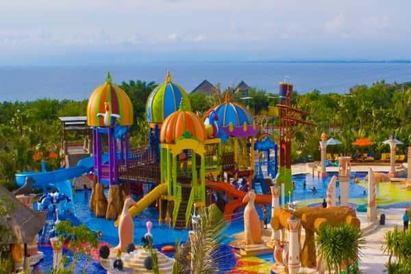 Dreamland Waterpark Pecatu