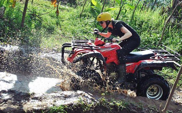 bermain ATV di Bali