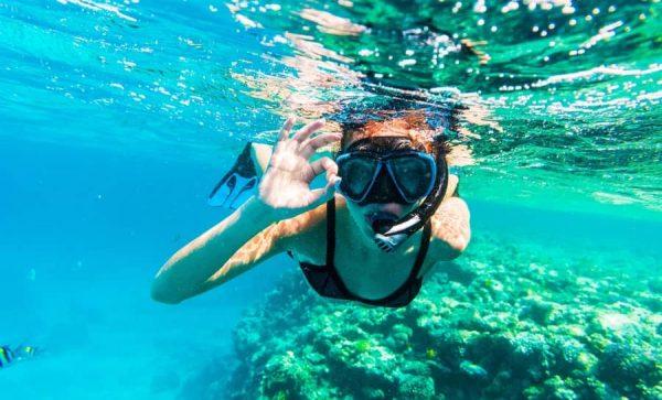 paket wisata snorkeling di Bali